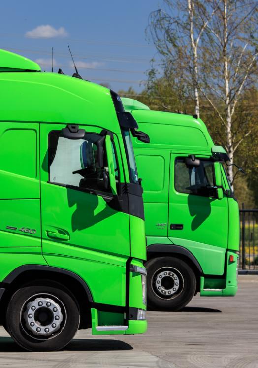 Krovinių pervežimas: iš Suomijos, į Suomiją
